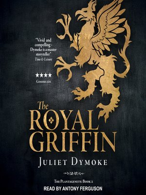 cover image of The Royal Griffin