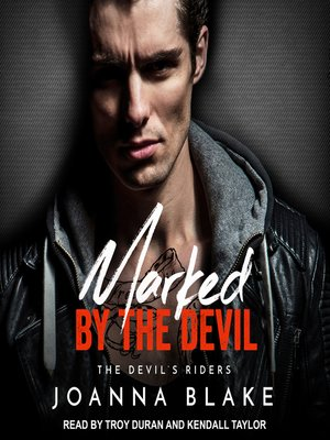 cover image of Marked by the Devil