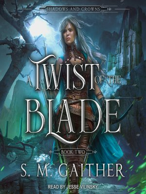 cover image of A Twist of the Blade