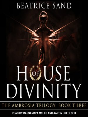 cover image of House of Divinity--Sons of the Olympian Gods
