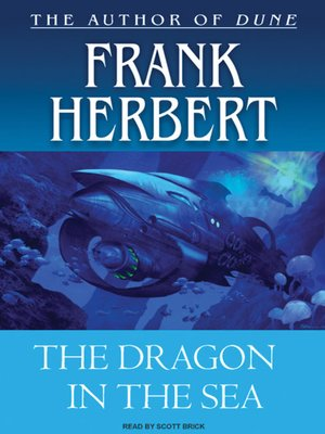 cover image of The Dragon in the Sea