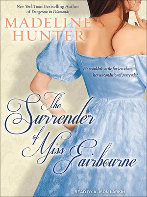 cover image of The Surrender of Miss Fairbourne