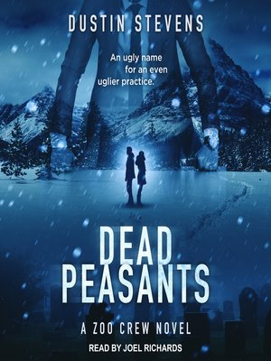 cover image of Dead Peasants