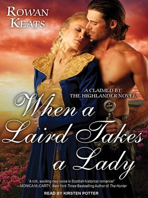 cover image of When a Laird Takes a Lady