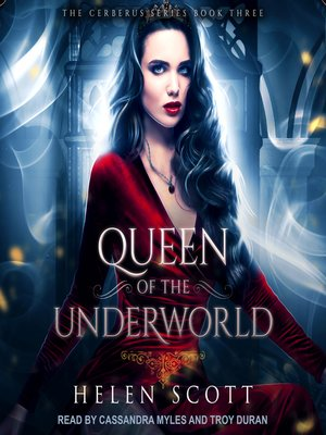 cover image of Queen of the Underworld--A Reverse Harem Romance
