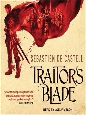 cover image of Traitor's Blade