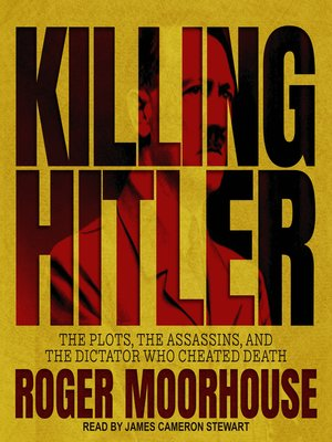 cover image of Killing Hitler