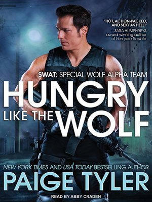 cover image of Hungry Like the Wolf--Special Wolf Alpha Team