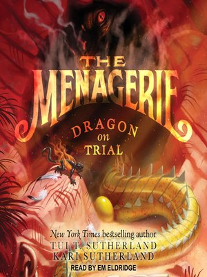cover image of Dragon on Trial