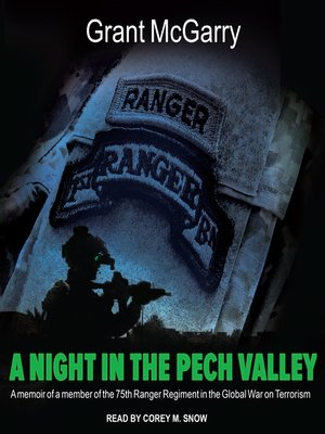 cover image of A Night in the Pech Valley