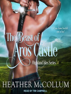 cover image of The Beast of Aros Castle