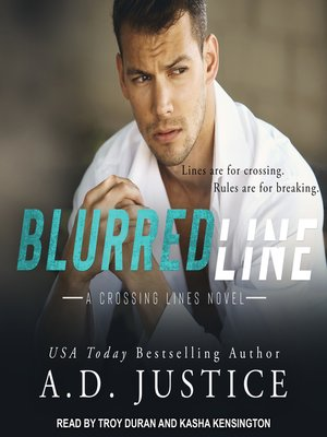 cover image of Blurred Line