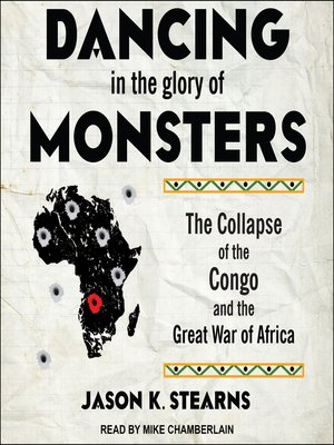 cover image of Dancing in the Glory of Monsters