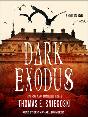 cover image of Dark Exodus
