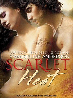 cover image of Scarlet Heat