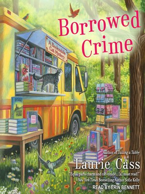 cover image of Borrowed Crime