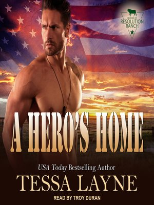 cover image of A Hero's Home--Resolution Ranch