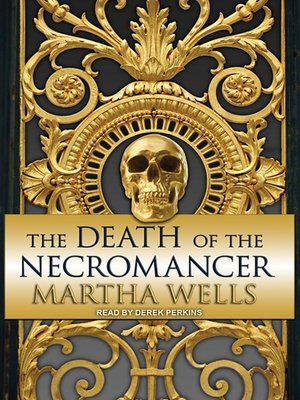 cover image of The Death of the Necromancer