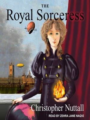 cover image of The Royal Sorceress