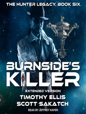 cover image of Burnside's Killer--Extended Version