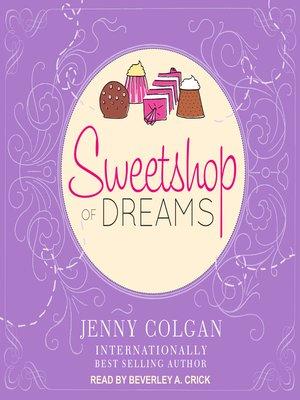 cover image of Sweetshop of Dreams