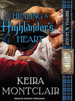 cover image of Healing a Highlander's Heart