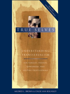 cover image of True Selves