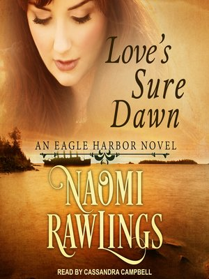 cover image of Love's Sure Dawn