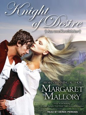 cover image of Knight of Desire