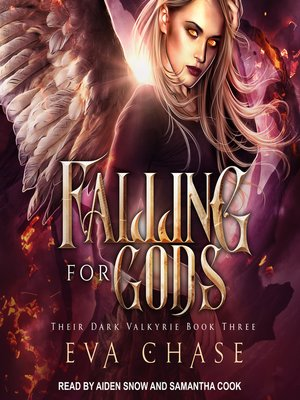 cover image of Falling for Gods