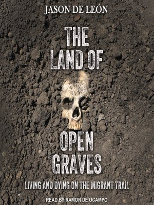 cover image of The Land of Open Graves