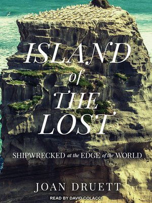 cover image of Island of the Lost