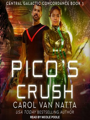 cover image of Pico's Crush