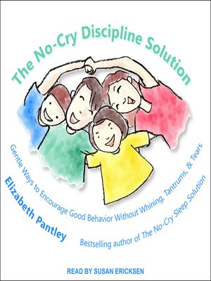 cover image of The No-Cry Discipline Solution