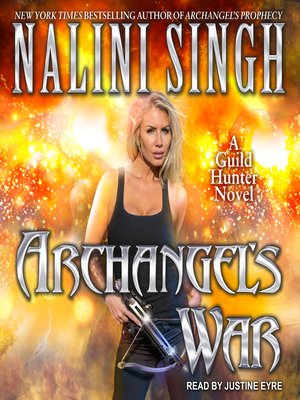 cover image of Archangel's War