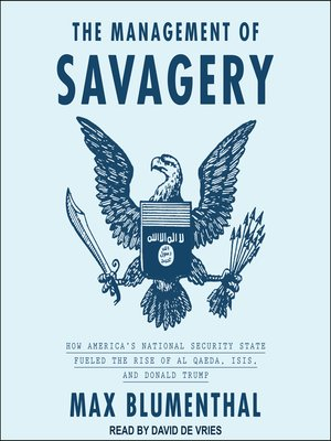cover image of The Management of Savagery