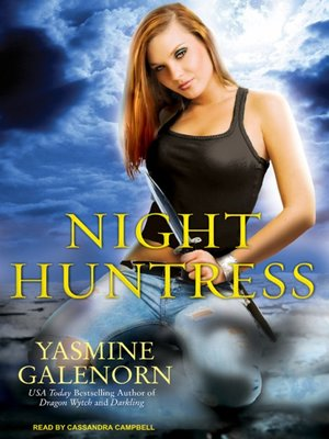 cover image of Night Huntress