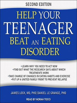 cover image of Help Your Teenager Beat an Eating Disorder