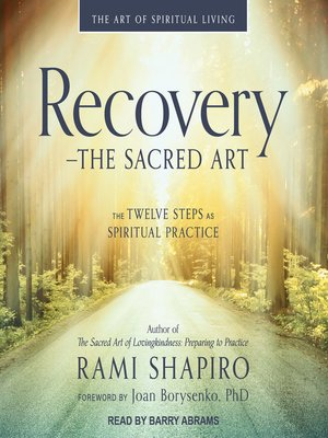 cover image of Recovery – the Sacred Art