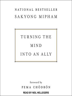 cover image of Turning the Mind Into an Ally