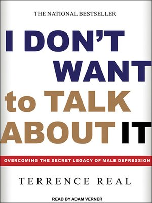 cover image of I Don't Want to Talk About It