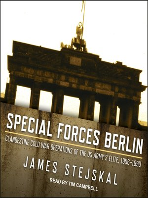cover image of Special Forces Berlin
