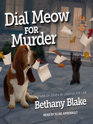 cover image of Dial Meow for Murder
