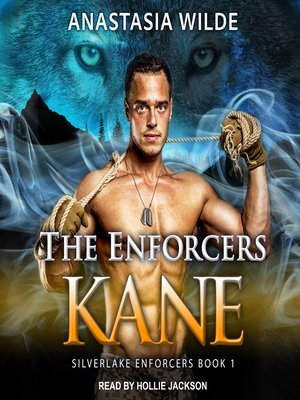 cover image of The Enforcers: Kane