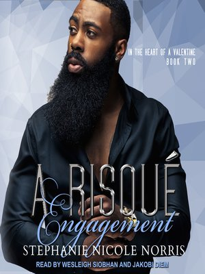 cover image of A Risque Engagement