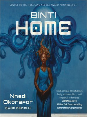 cover image of Binti--Home