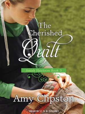 cover image of The Cherished Quilt