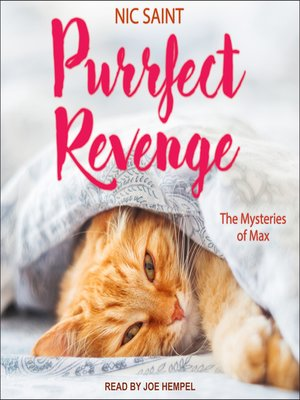 cover image of Purrfect Revenge