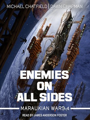 cover image of Enemies on All Sides