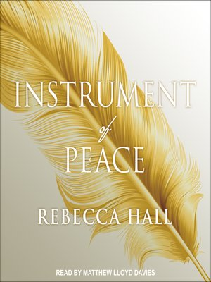 cover image of Instrument of Peace